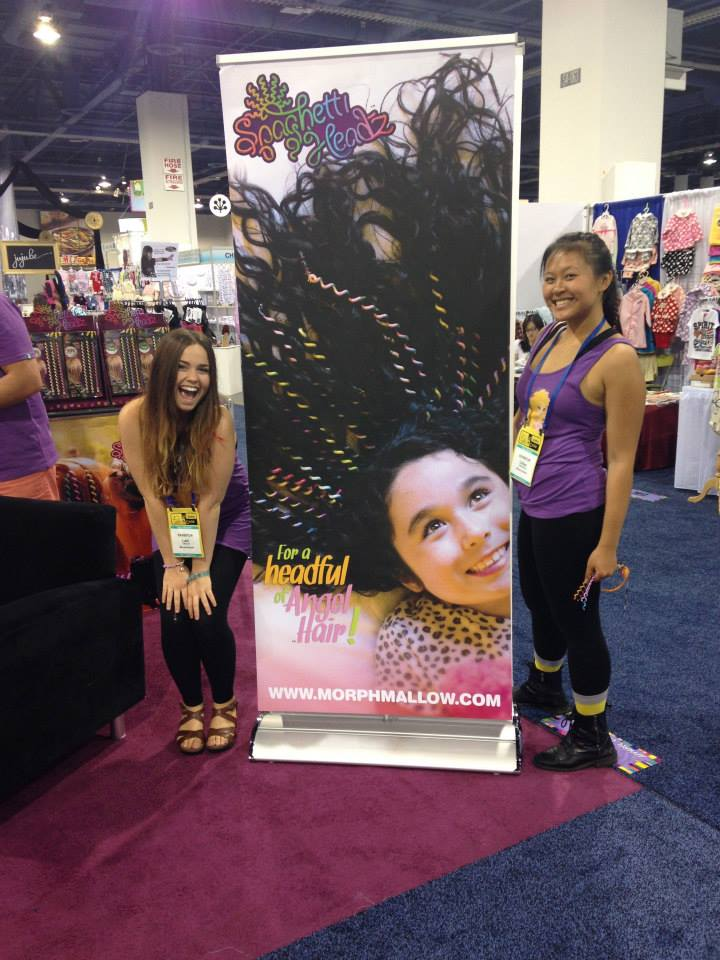 ABC Kids Expo, Vegas, 2014