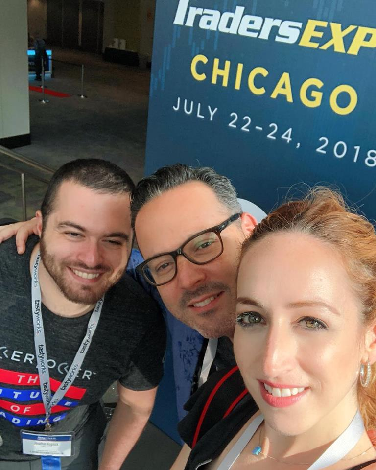 Chicago Traders Expo, 2018